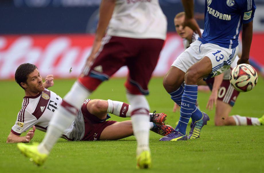 Schalke Bayern 30.08