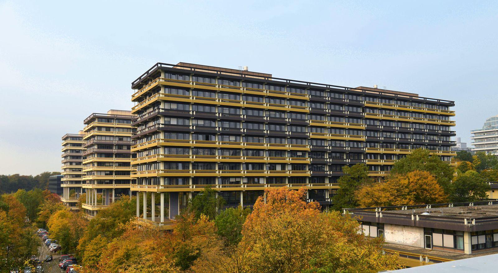 EINMALIGE VERWENDUNG Ruhr-Universitaet / Bochum