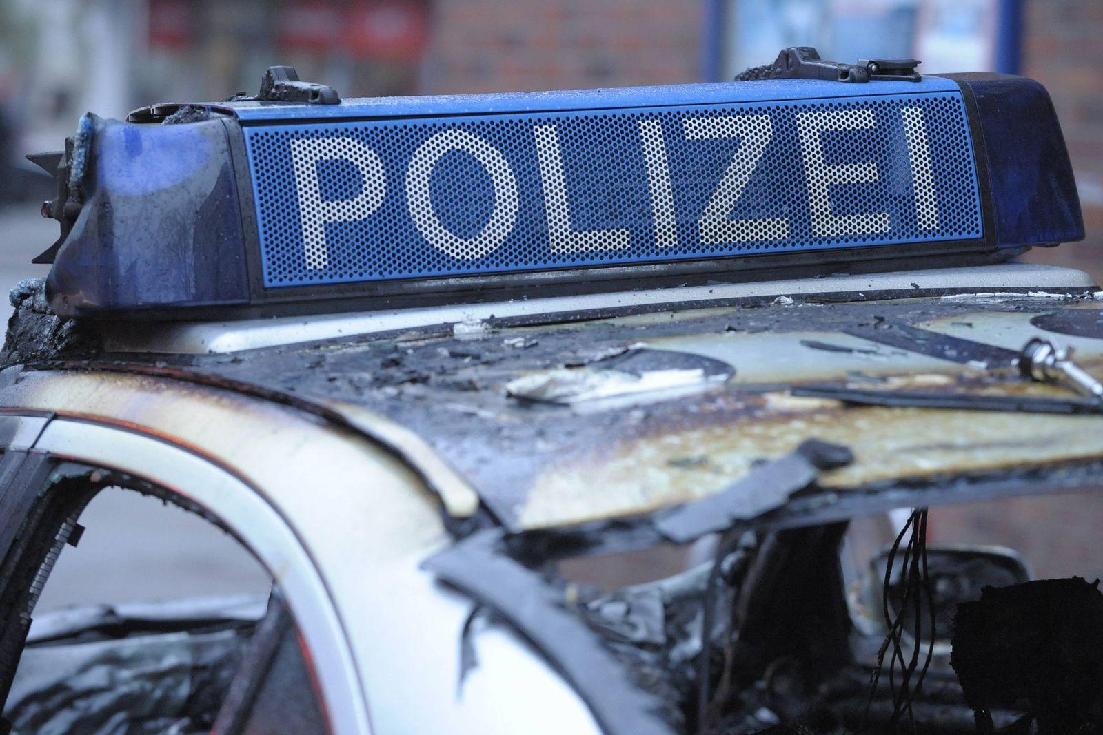 NICHT VERWENDEN Polizeiwache / Hamburg