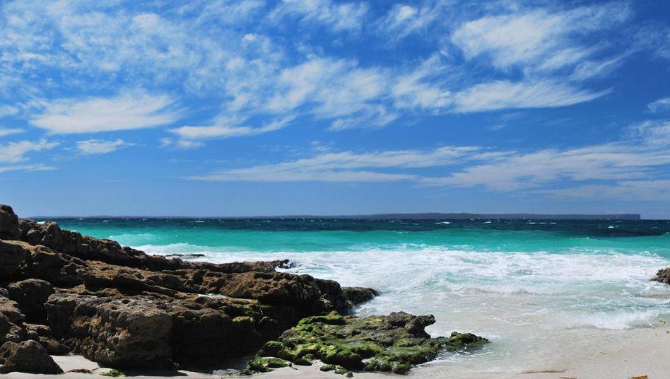"""Hyams Beach in Australien: """"Bucht der Fülle"""""""