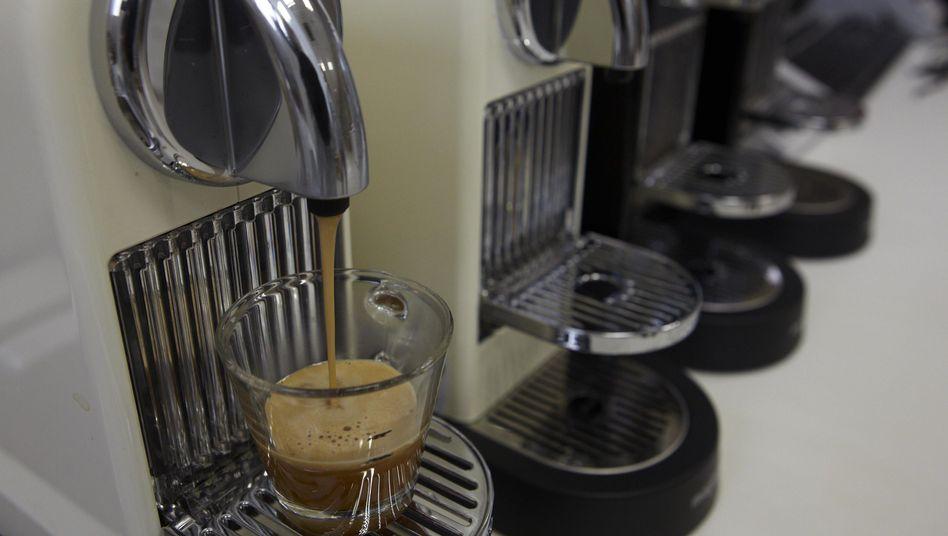Maschine bei der Ethical Coffee Company (EEC): Hersteller begrüßt Entscheidung