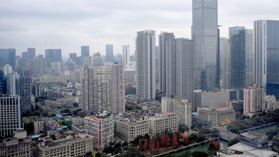 Chengdu, Metropole im Südwesten Chinas