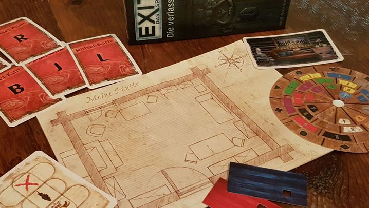 Escape-Room-Spiele: Nichts wie raus hier!
