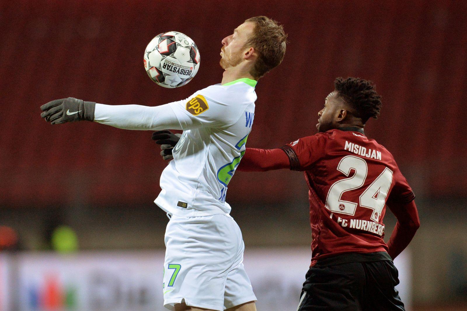 1. FC Nürnberg - VfL Wolfsburg