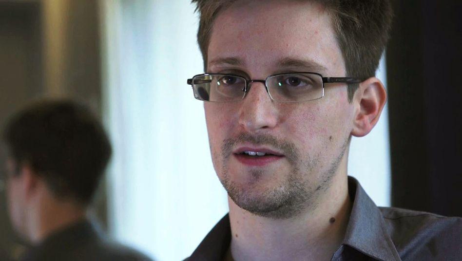 """Edward Snowden: """"Ich arbeite daran, die NSA zu verbessern"""""""