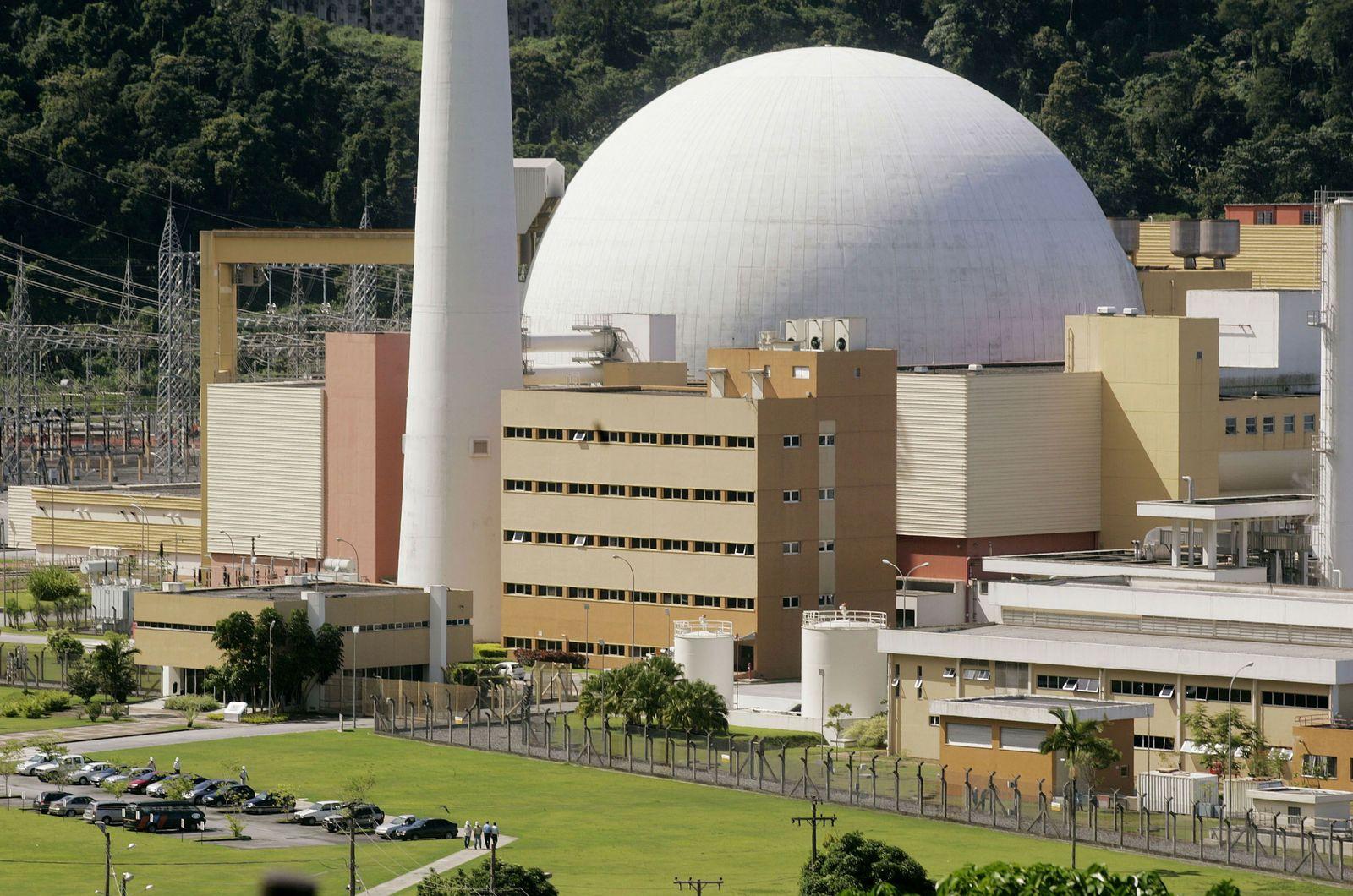 Atomkraftwerk / Brasilien / Angra