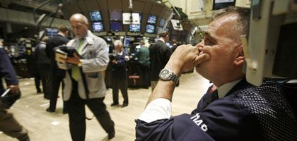 "Börsenhändler an der New Yorker Wall Street: ""Extreme Schuldgefühle"""