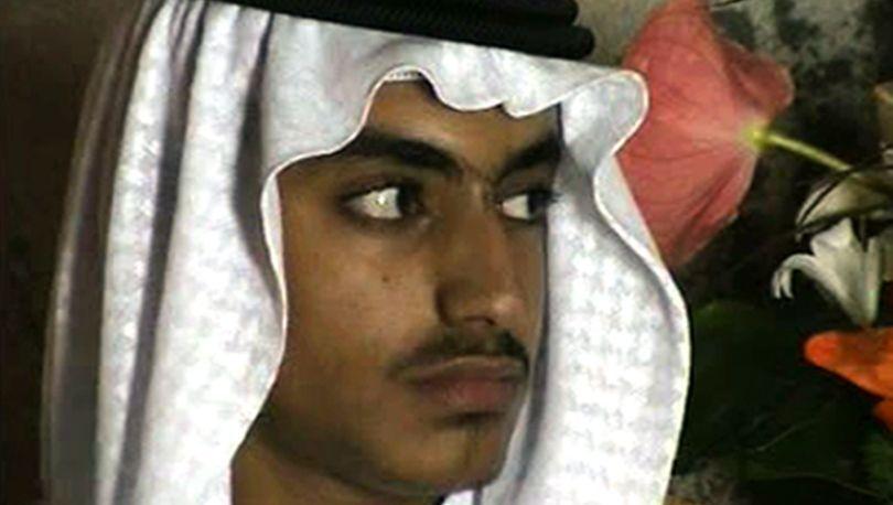 Hamza Bin Laden in einem Video der CIA