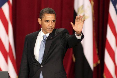 """Beifall für Obama: """"Verbindlich festgelegt"""""""