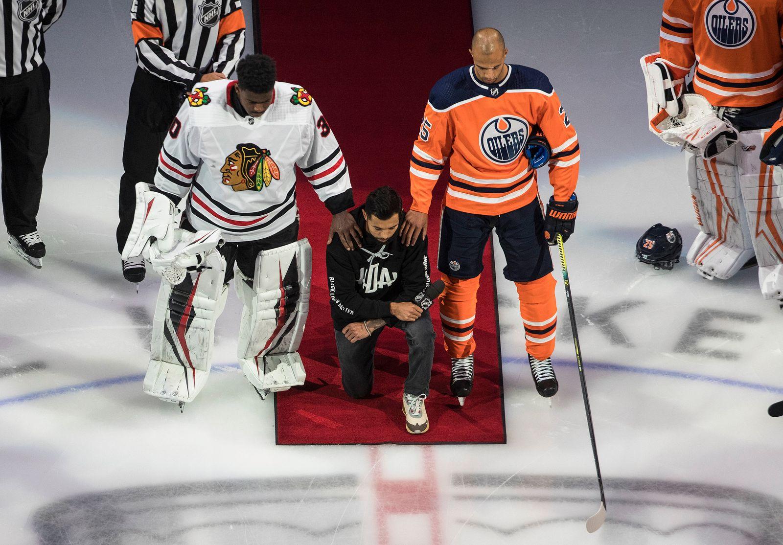 Edmonton Oilers - Chicago Blackhawks