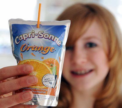 Capri-Sonne: Für den typischen Geschmack sorgen Aromastoffe