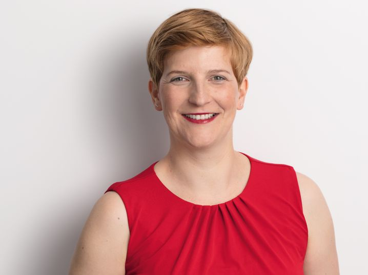 Susann Rüthrich, SPD-Bundestagsabgeordnete