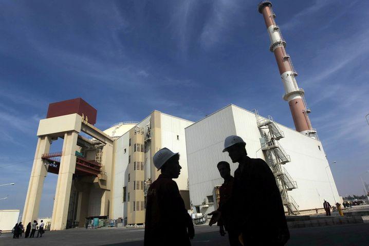 Iranische Atomanlage Bushehr