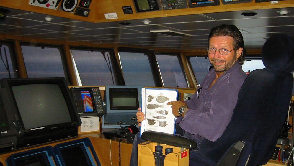 Kapitän Karl Friedhelm von Staa: Der Monsterwelle ausgeliefert