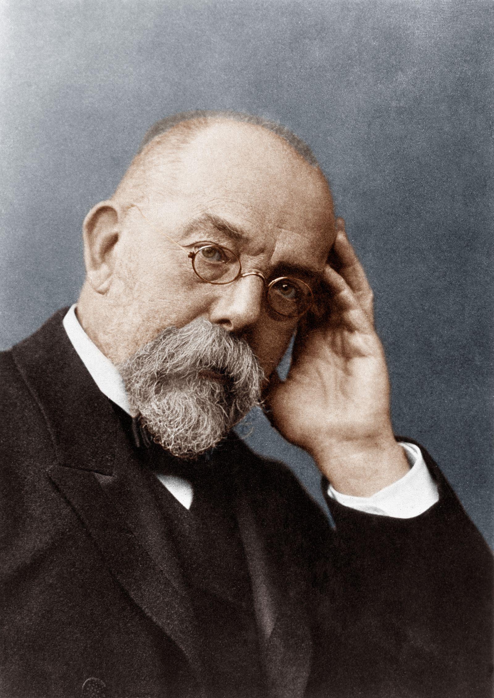Koch, Robert - Bakteriologe, D/ undatiert