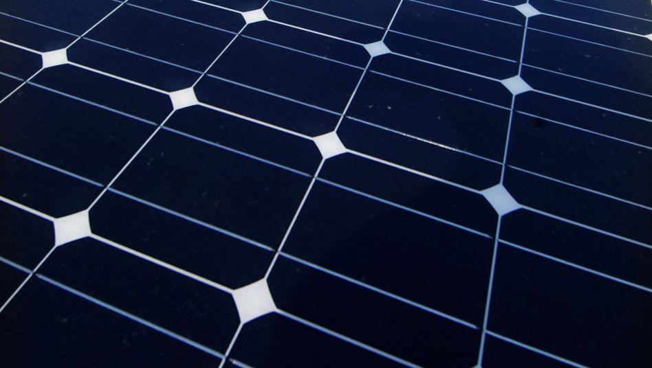 """Solarkraftwerk in Bayern: """"Der Markt ist tot"""""""
