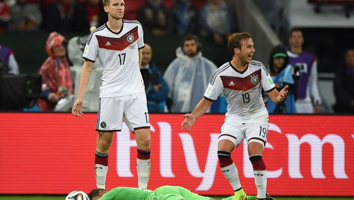 Deutsche Nationalelf gegen Frankreich: Gedränge in der Offensivabteilung