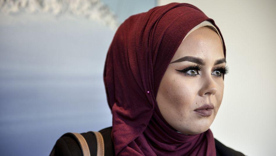 Malika Bayan kämpft gegen Diskriminierung von Muslimen