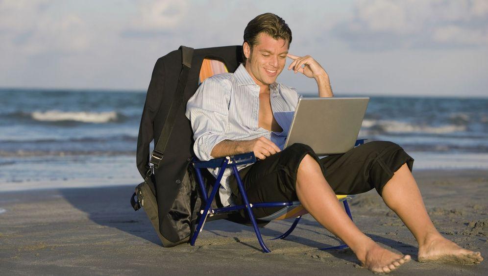 Urlaub statt malochen: So schön kann entspannen sein