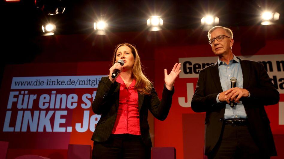 Wahlverlierer Wissler, Bartsch: »Kein Weiter-so«