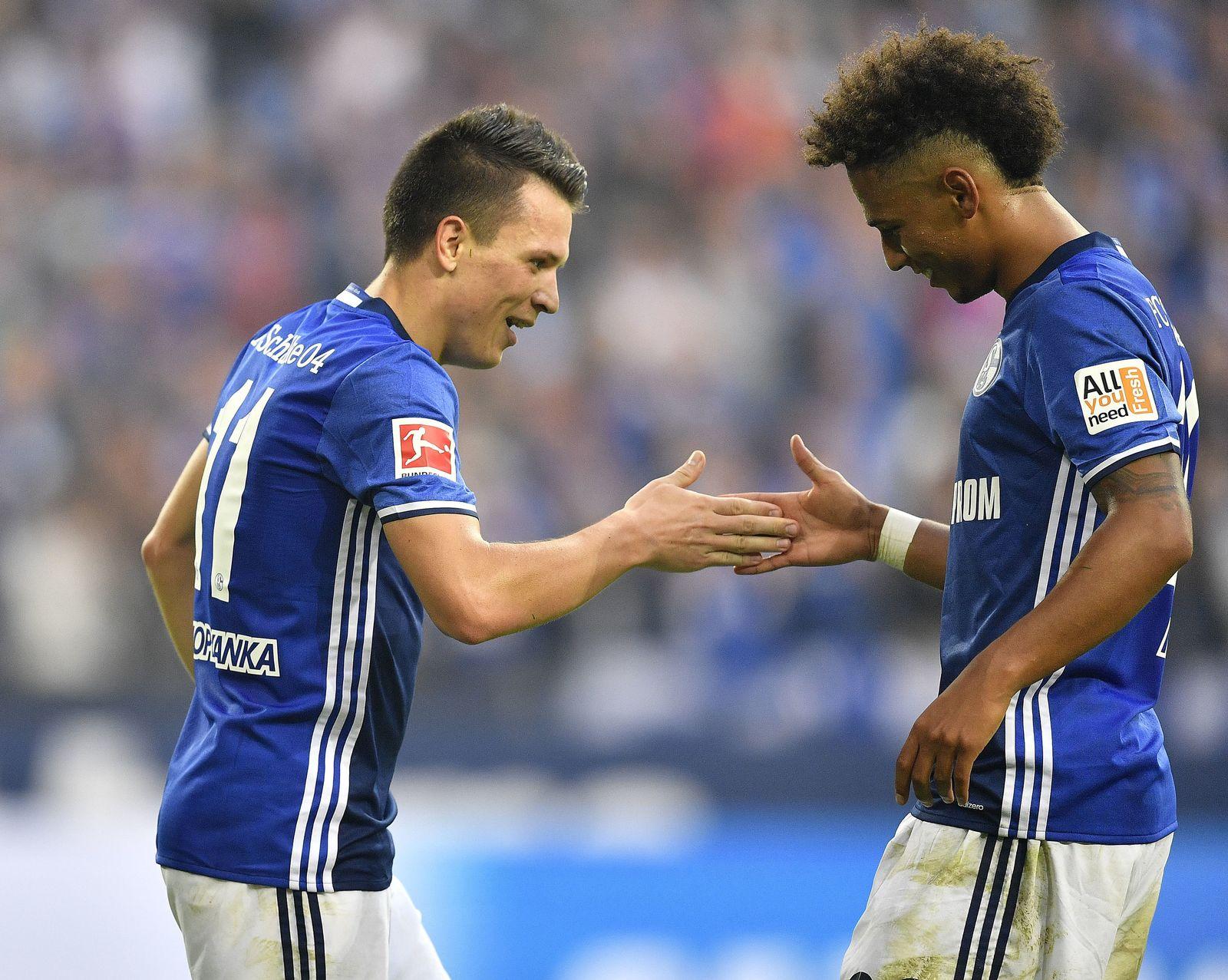 Schalke Bundesliga Kehrer