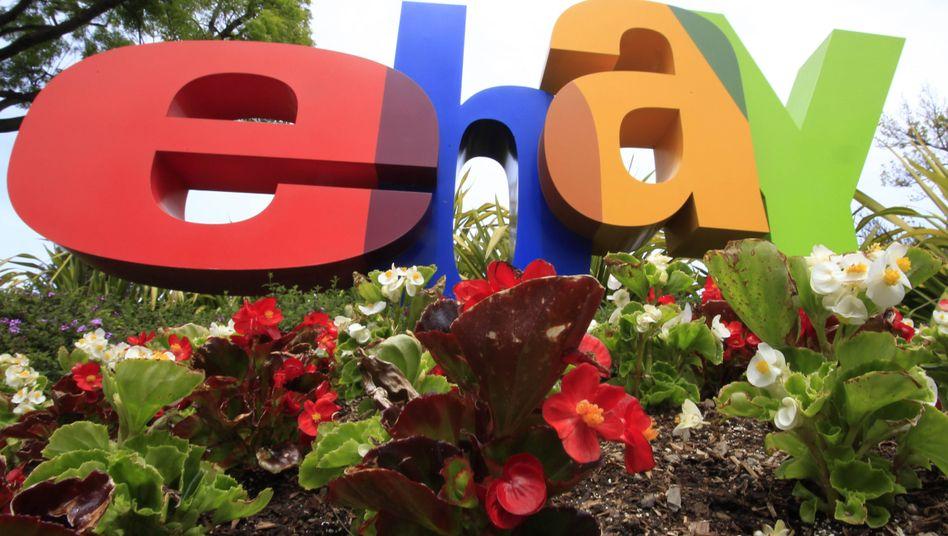 Ebay-Logo: Bei Hinweisen auf Fälschungen muss das Portal solche Angebote löschen