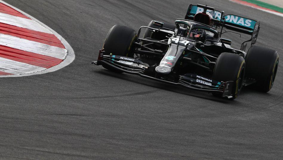 Formel-1-Rennfahrer Lewis Hamilton: 92. Siege