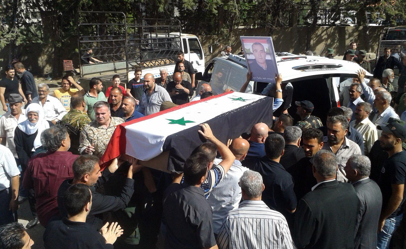 Syrien/Suweida