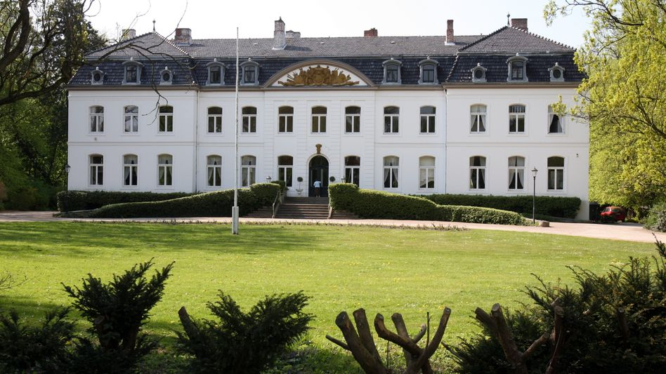 This formerly run-down palace will be the centerpiece of a new luxury hotel village in northern Germany.