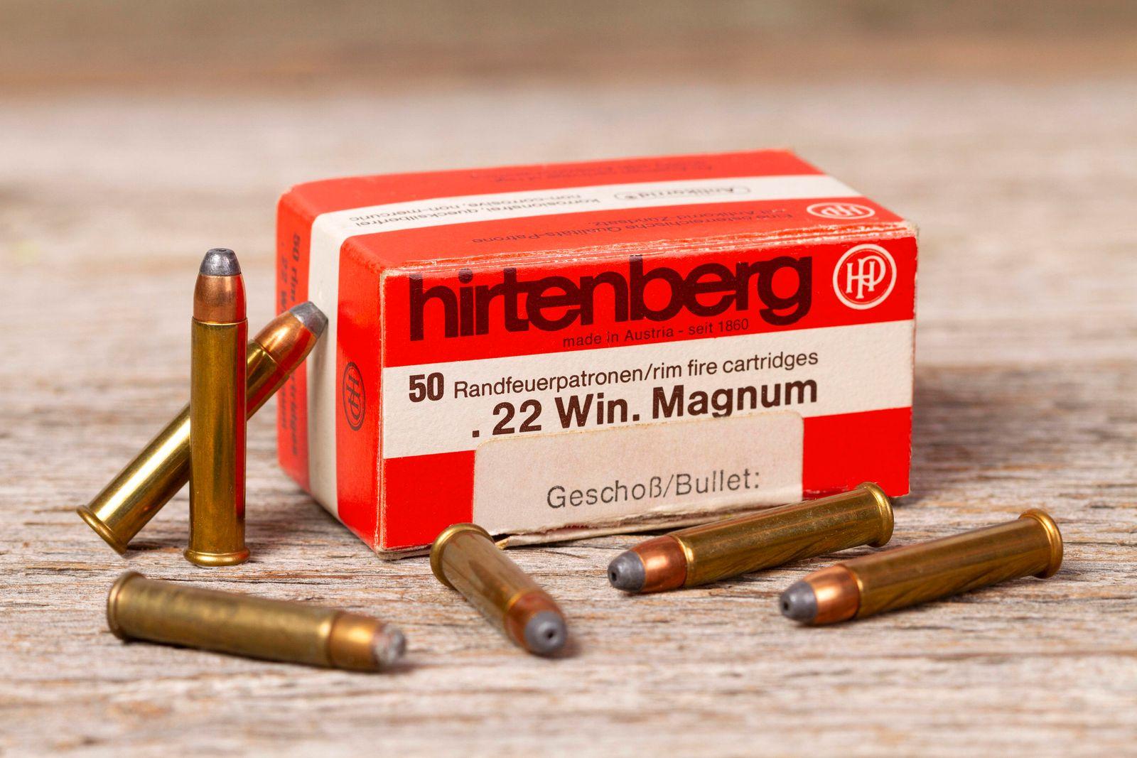 Hirtenberger Patronen, Randfeuerpatronen *** Hirtenberger cartridges, rimfire cartridges 1065519367
