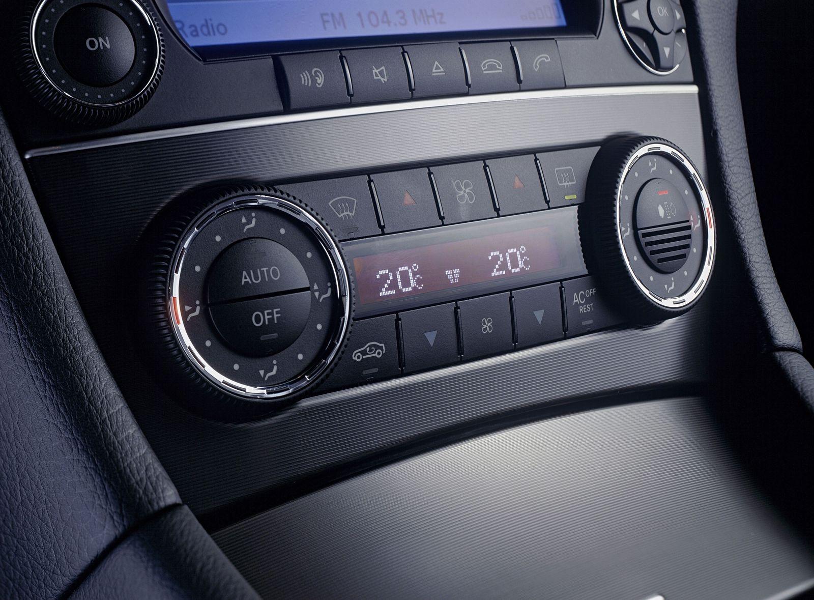Top 10 der Extras / Klimaanlage / MB C-Klasse