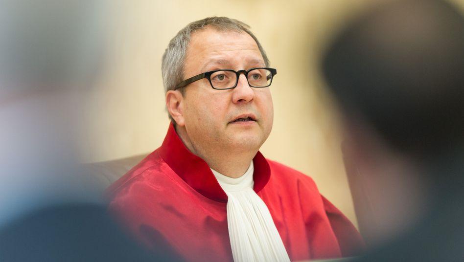 Andreas Voßkuhle, Vorsitzender des Bundesverfassungsgerichts: Grundsatzurteil zur Bundespräsidentenwahl