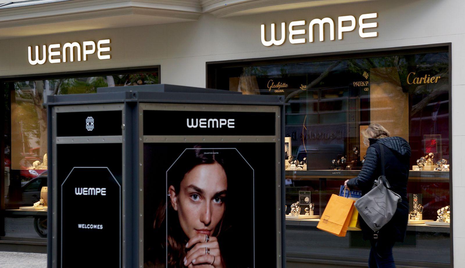 Juwelierkette Wempe