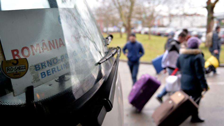 Zuwanderer aus Rumänien: 62 Prozent der in jüngerer Zeit zugewanderten Bulgaren und Rumänen in arbeitsfähigem Alter haben in Deutschland einen Job