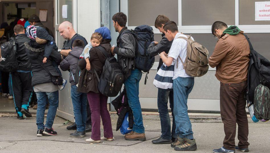 Flüchtlinge in Passau: Erst nach drei Monaten Recht auf Arbeit