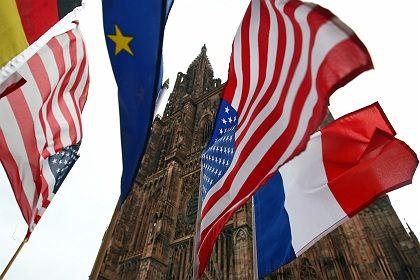 This week's NATO summit is being held in Strasbourg, France and Kehl and Baden-Baden in Germany.