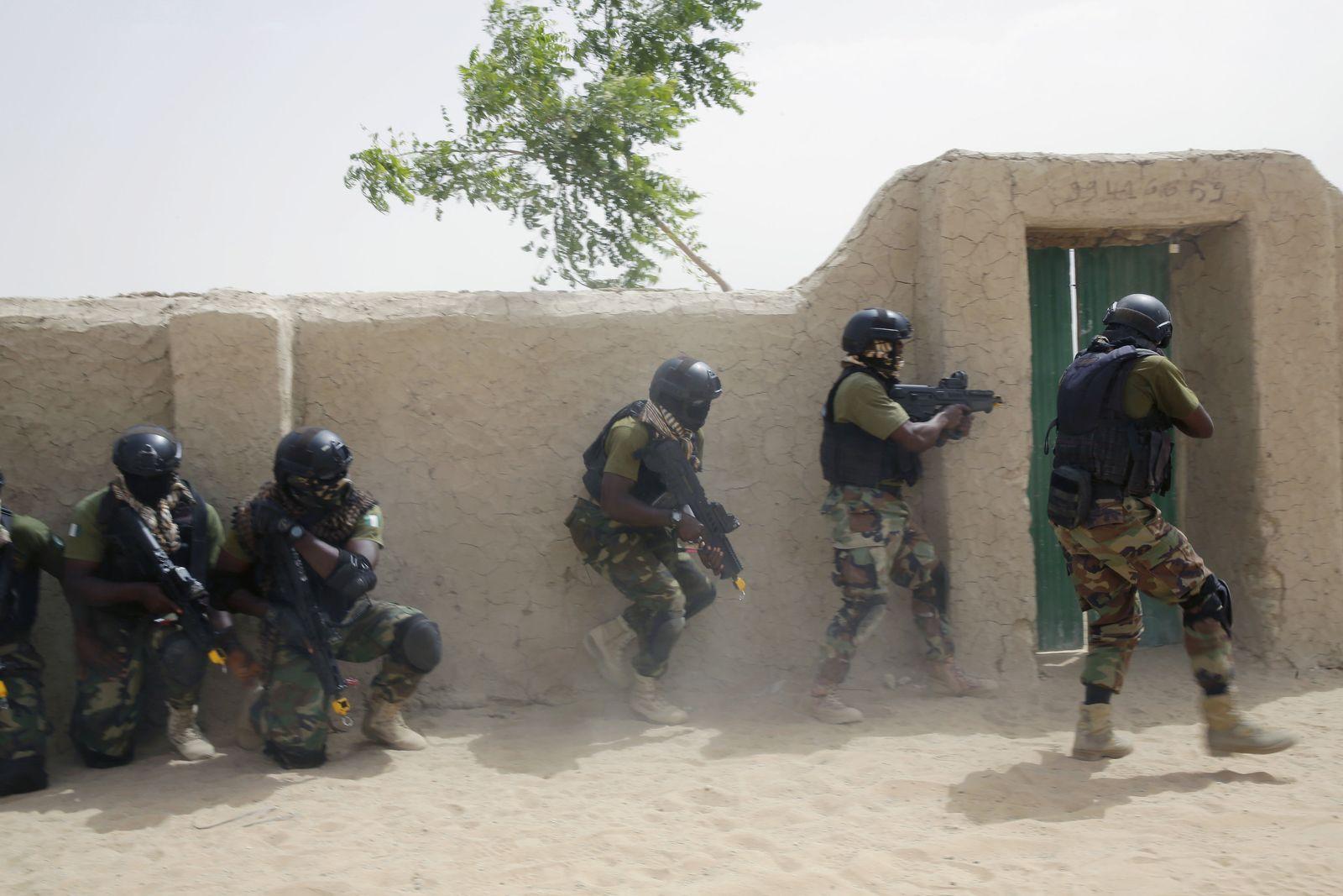 USA/ Afrika/ Tschad/ Boko Haram/ Flintlock