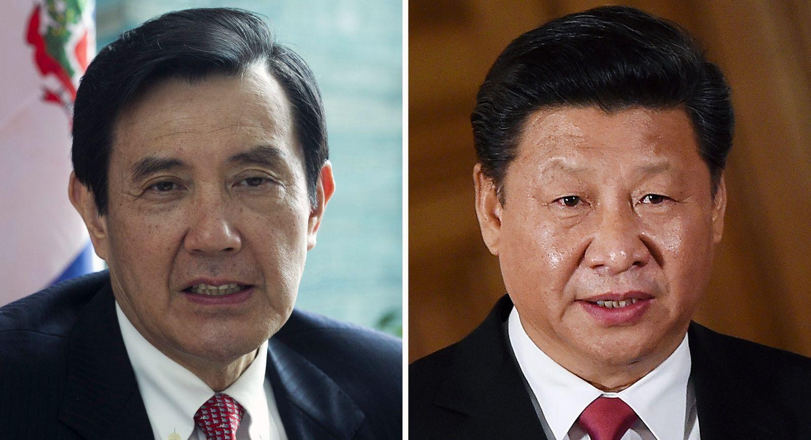 China Taiwan Präsidenten