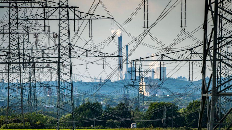 Die Energiepreise steigen besonders stark an (Symbolbild)