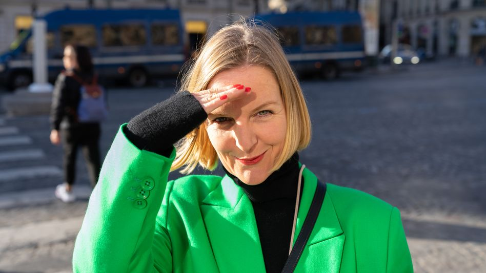 Melanie Bauer, Gründerin von Melagence Local, einer Online-Vertriebsplattform für Designerboutiquen