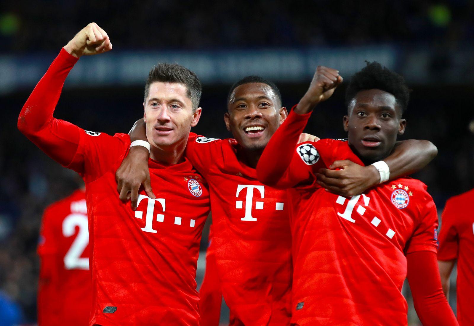 Chelsea v Bayern Munich - UEFA Champions League - Round of 16 - F