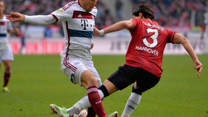 Bundesliga: Bayern drehen mit Standards das Spiel