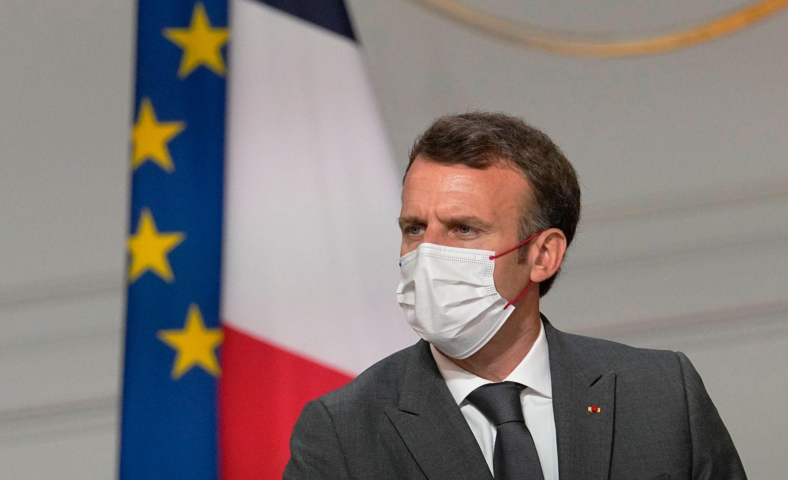 Coronavirus - Frankreich