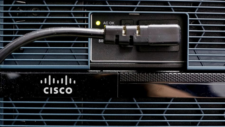 Cisco-Netzwerk-Hardware