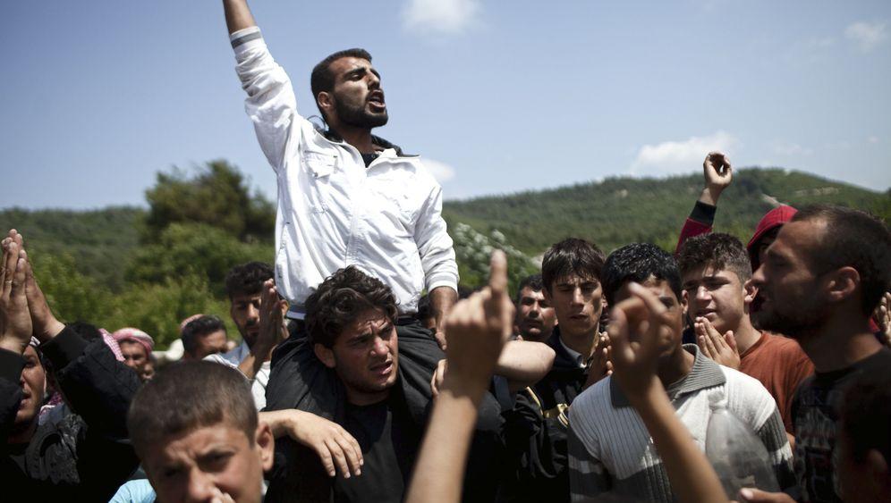 Syrien: Proteste und Tote