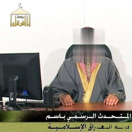 """""""Sprecher"""" des """"Islamischen Staates Irak"""": Fischerei, Scharia, Öl"""