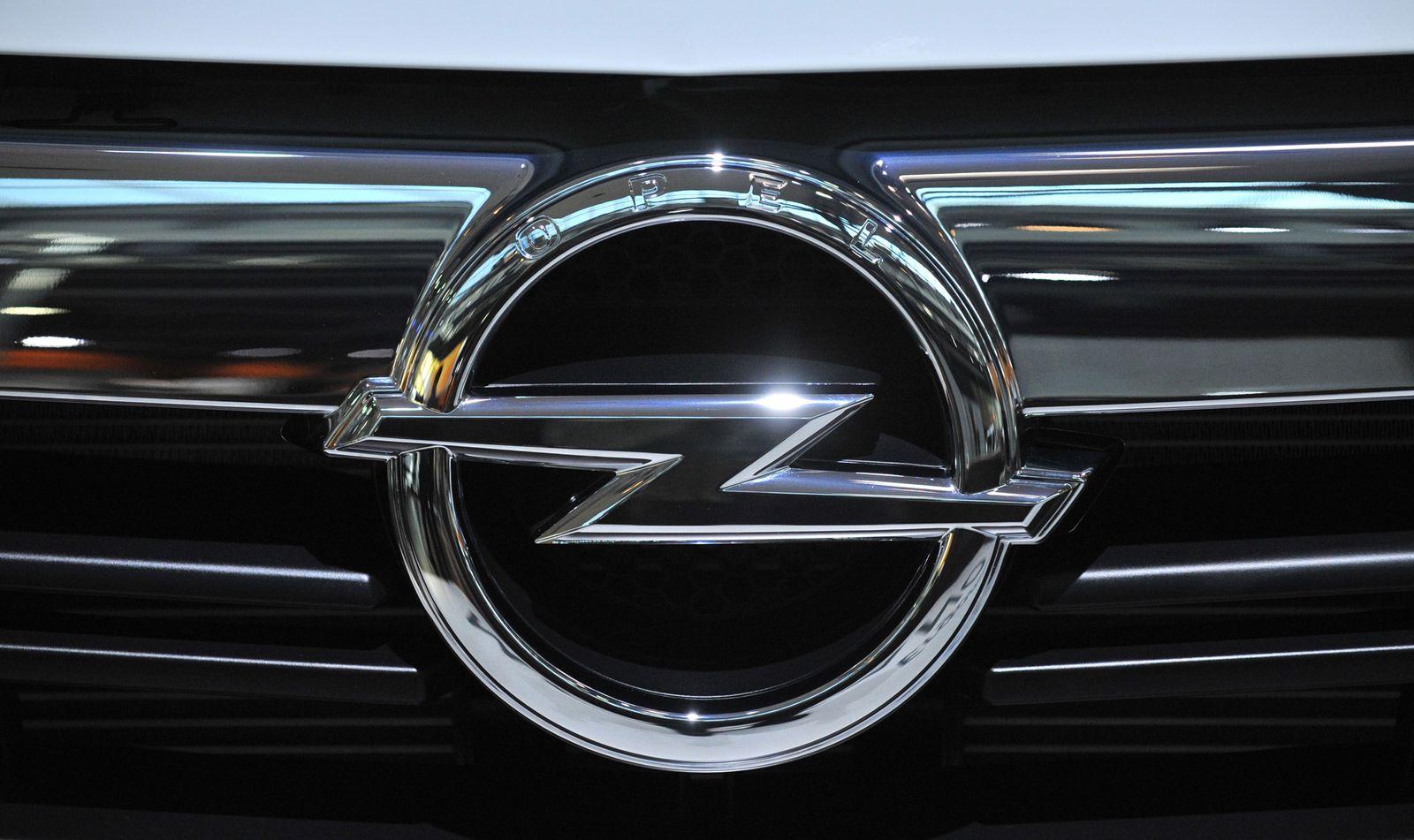 Autohersteller / Logo / Opel