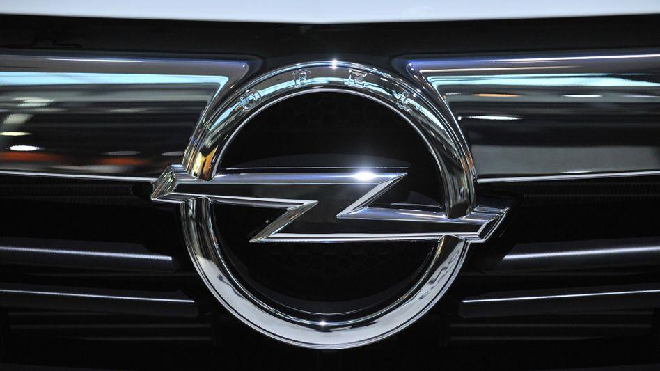 Opel-Logo: Eigene Mitarbeiter als Tester