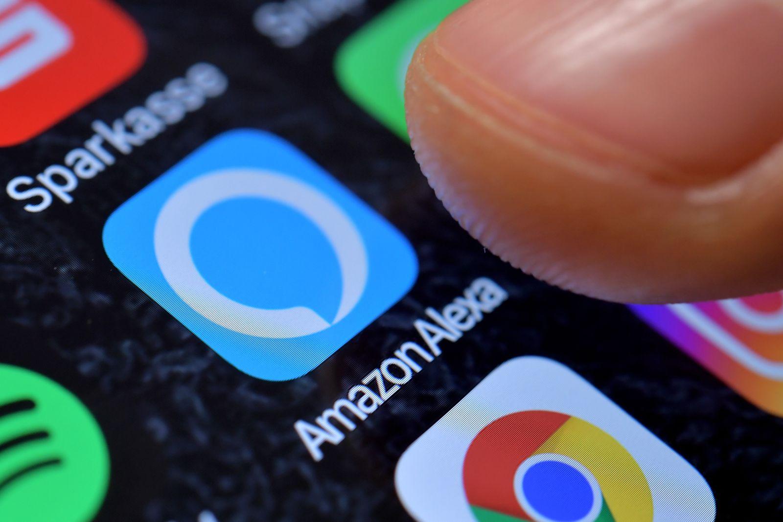 Alexa/ App/ Amazon