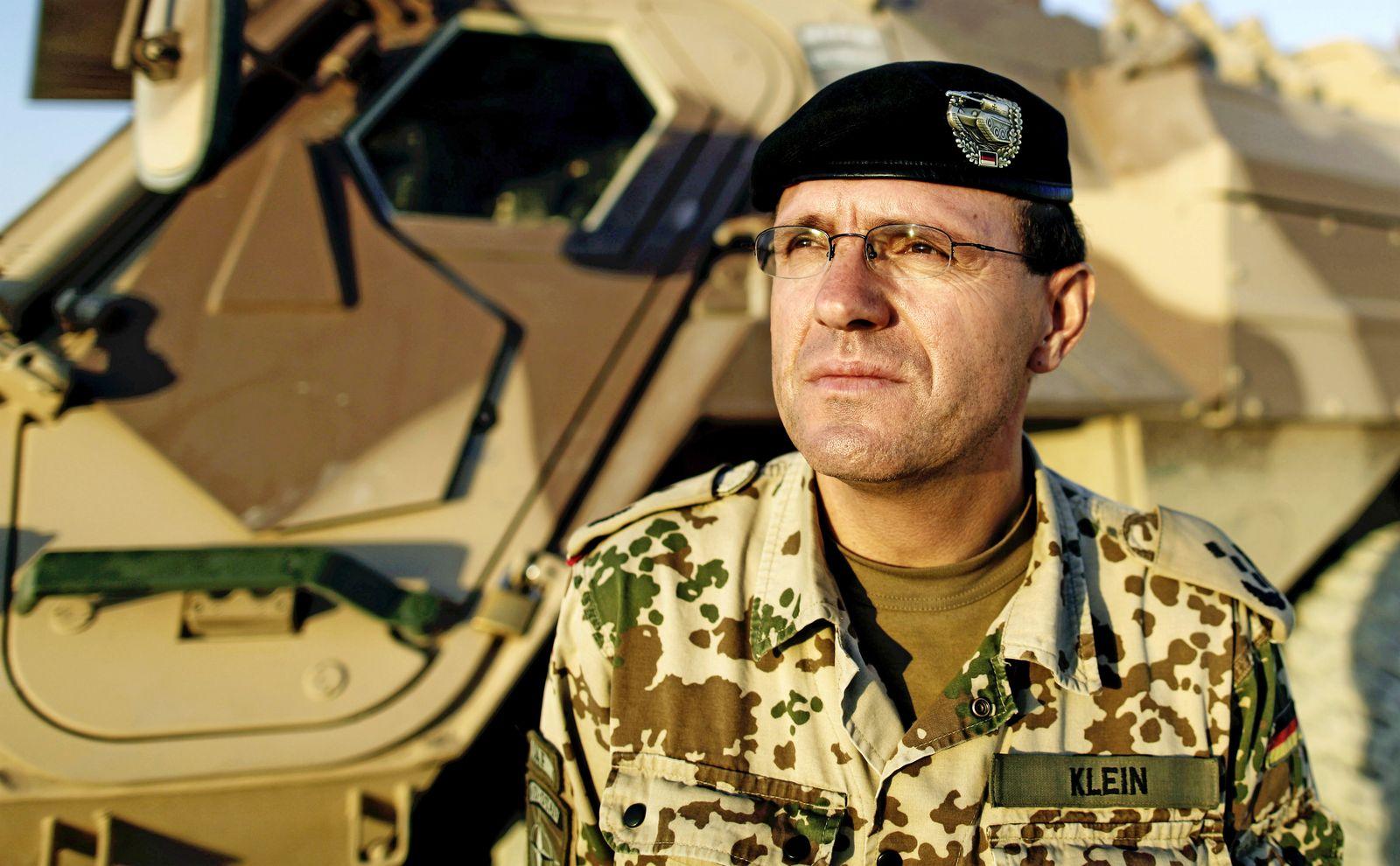 Oberst Georg Klein